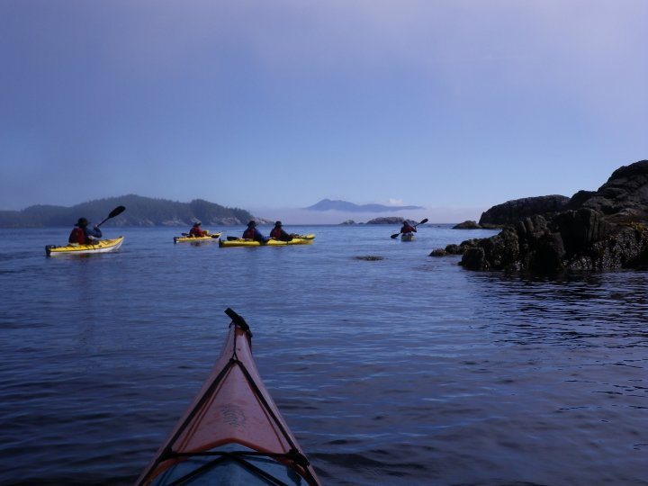 Island Kayaking Adventures